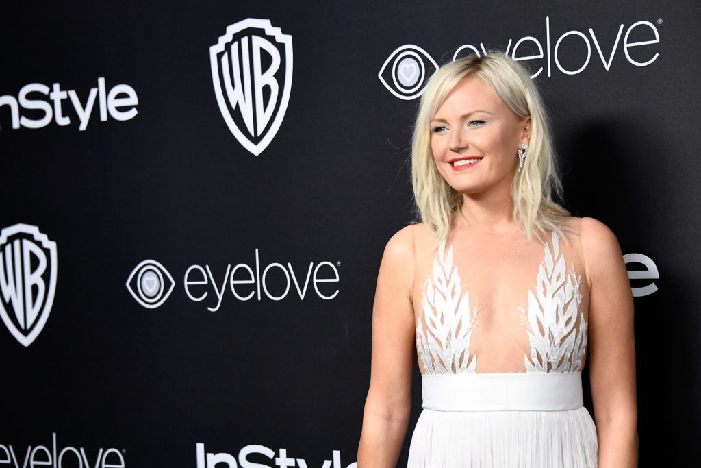 BEVERLY HILLS, CA - JANUARY 08:  Actress Malin Akerman attends the 18th Annual Post-Golden Globes Party hosted by Warner Bros. Pictures and InStyle at The Beverly Hilton Hotel on January 8, 2017 in Beverly Hills, California.  (Photo by Frazer Harrison/Getty Images)