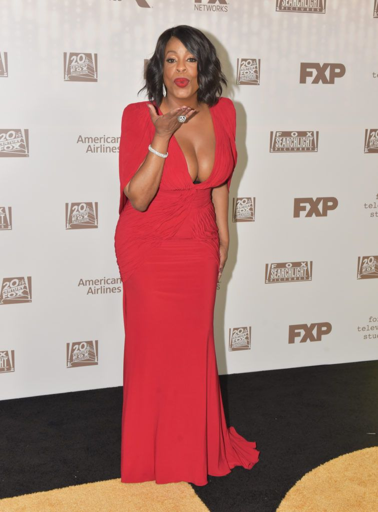 BEVERLY HILLS, CA - JANUARY 08:  Actress Niecy Nash attends FOX and FX's 2017 Golden Globe Awards after party at The Beverly Hilton Hotel on January 8, 2017 in Beverly Hills, California.  (Photo by Rodin Eckenroth/Getty Images)