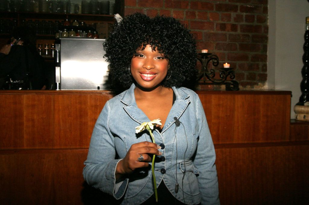 Jennifer Hudson in 2004  (Photo by Bowers/Getty Images)