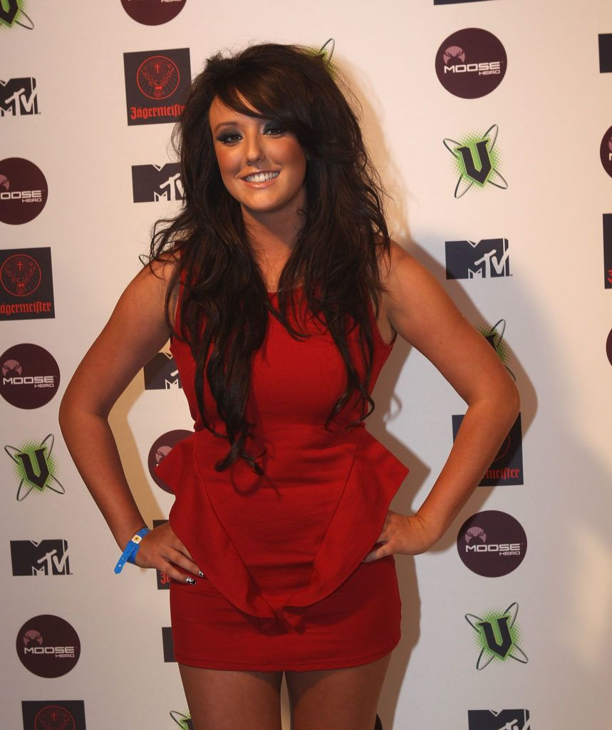 Charlotte Crosby in 2011  (Photo by Hamish Blair/Getty Images)