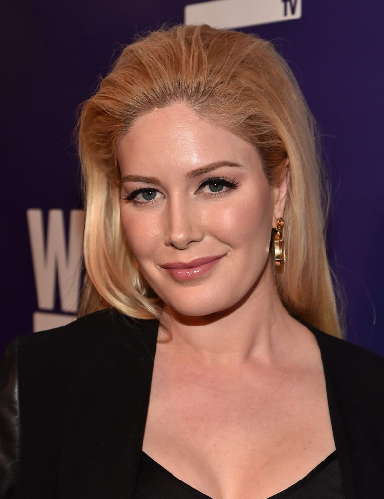 Heidi Montag in 2015 (Photo by Alberto E. Rodriguez/Getty Images)