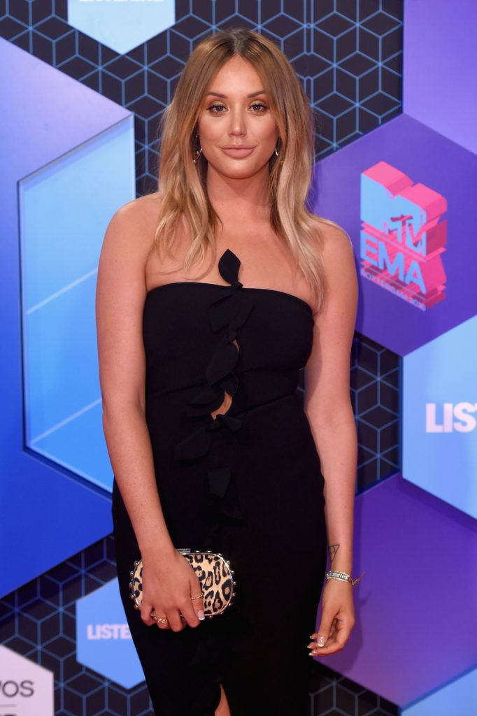 Charlotte Crosby in 2016 (Photo by Anthony Harvey/Getty Images for MTV)