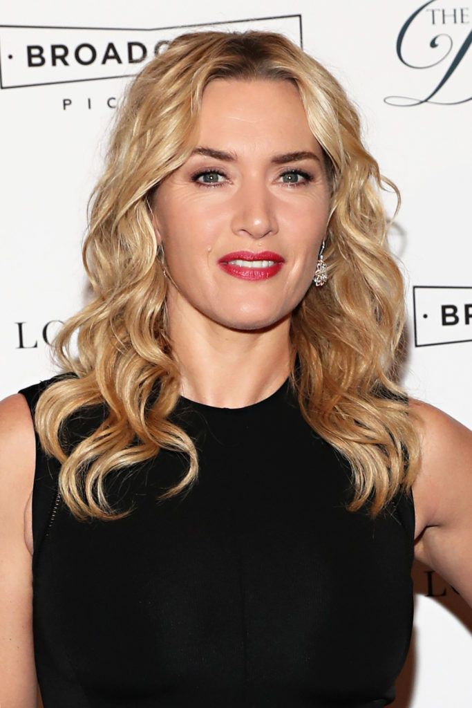 Kate Winslet in 2016 (Photo by Cindy Ord/Getty Images for London Fog)