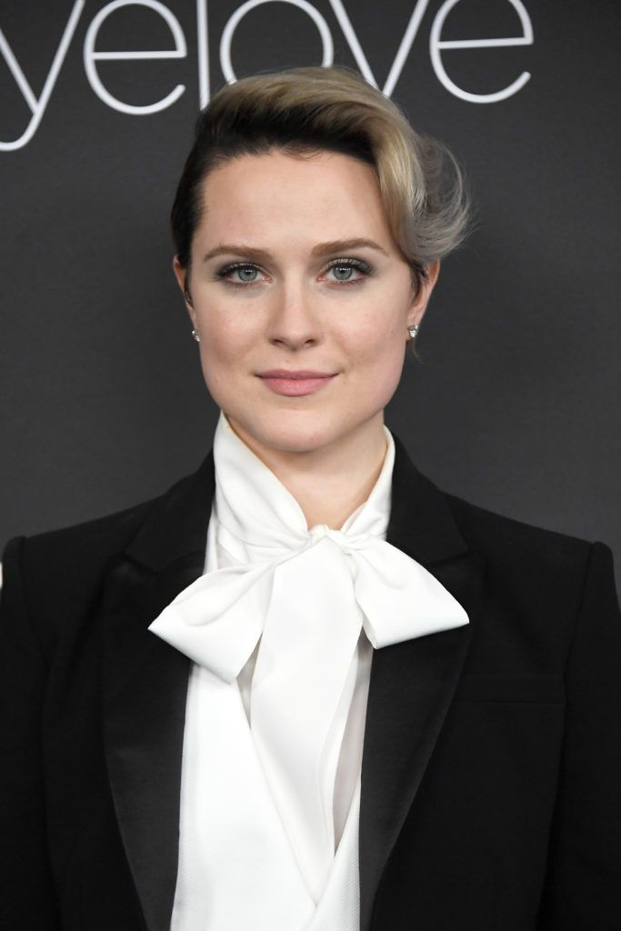 Evan Rachel Wood in 2017 (Photo by Frazer Harrison/Getty Images)