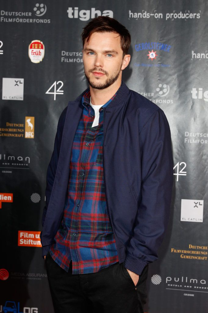 Nicholas Hoult in 2016 (Photo by Andreas Rentz/Getty Images)