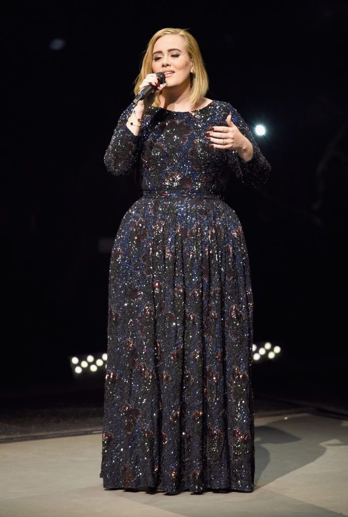 Adele in 2016 (Photo by Kevin Winter/Getty Images for BT PR)