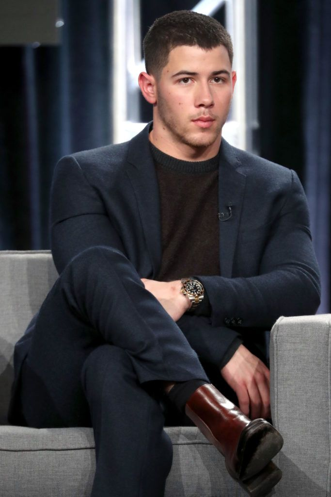 Nick Jonas in 2017 (Photo by Frederick M. Brown/Getty Images)