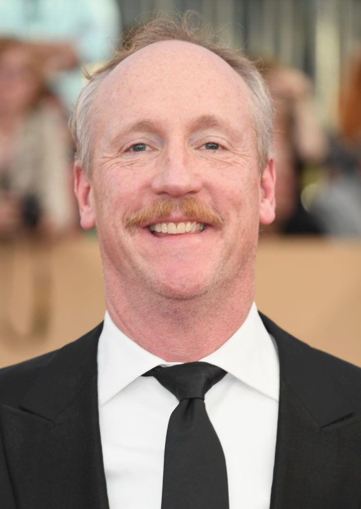LOS ANGELES, CA - JANUARY 29:  Actor Matt Walsh attends the 23rd Annual Screen Actors Guild Awards at The Shrine Expo Hall on January 29, 2017 in Los Angeles, California.  (Photo by Alberto E. Rodriguez/Getty Images)