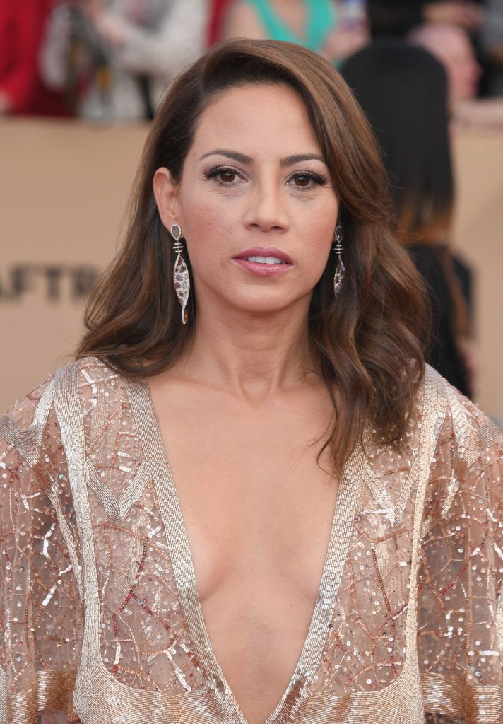 LOS ANGELES, CA - JANUARY 29:  Actor Elizabeth Rodriguez attends the 23rd Annual Screen Actors Guild Awards at The Shrine Expo Hall on January 29, 2017 in Los Angeles, California.  (Photo by Alberto E. Rodriguez/Getty Images)