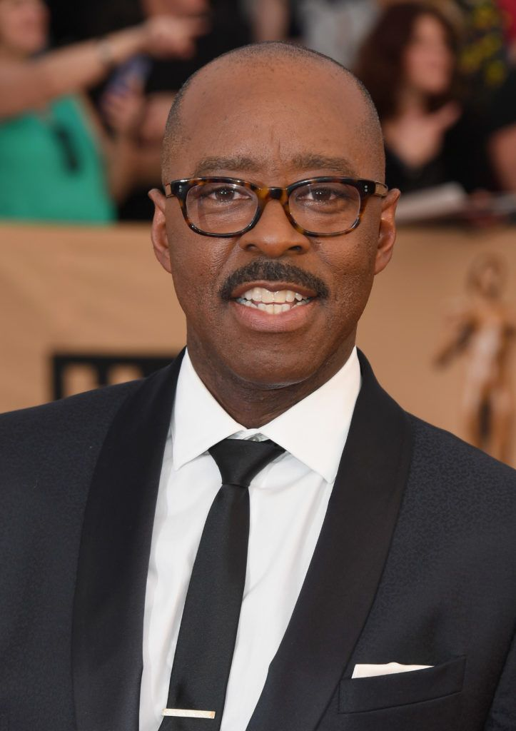 LOS ANGELES, CA - JANUARY 29:  Actor Courtney B. Vance attends the 23rd Annual Screen Actors Guild Awards at The Shrine Expo Hall on January 29, 2017 in Los Angeles, California.  (Photo by Alberto E. Rodriguez/Getty Images)