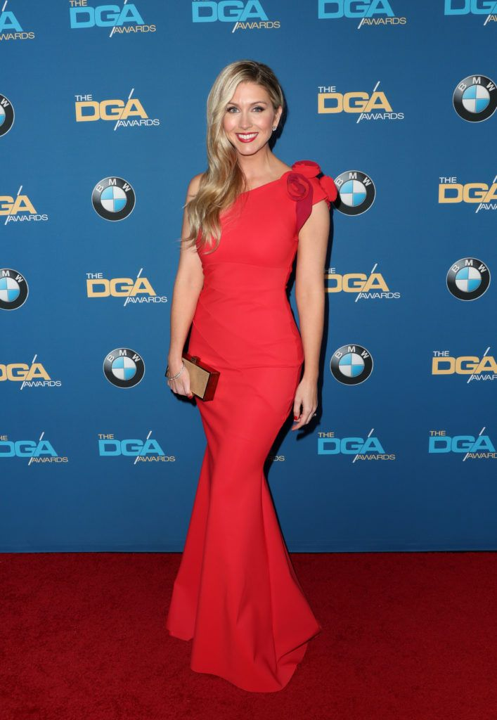 Director Kelly Fremon Craig attends the 69th Annual Directors Guild of America Awards at The Beverly Hilton Hotel on February 4, 2017 in Beverly Hills, California.  (Photo by Frederick M. Brown/Getty Images)