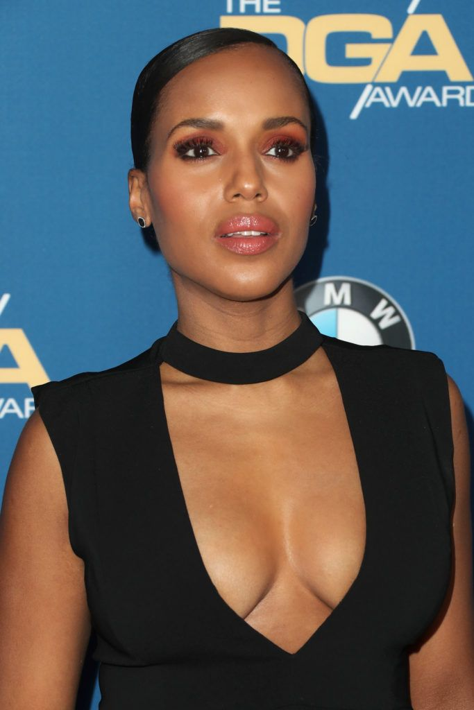 Kerry Washington attends the 69th Annual Directors Guild of America Awards at The Beverly Hilton Hotel on February 4, 2017 in Beverly Hills, California.  (Photo by Frederick M. Brown/Getty Images)
