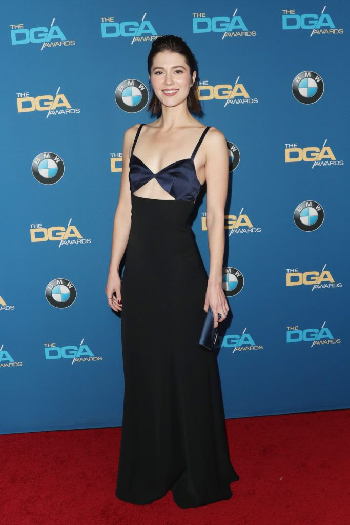 Actress Mary Elizabeth Winstead attends the 69th Annual Directors Guild of America Awards at The Beverly Hilton Hotel on February 4, 2017 in Beverly Hills, California.  (Photo by Frederick M. Brown/Getty Images)