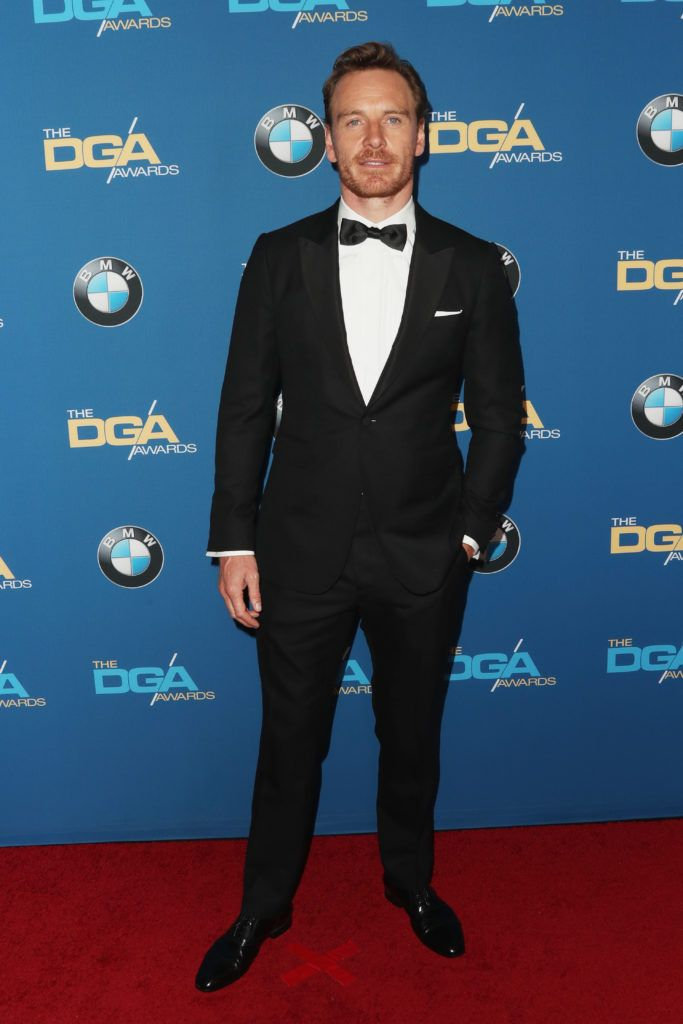 Michael Fassbender attends the 69th Annual Directors Guild of America Awards at The Beverly Hilton Hotel on February 4, 2017 in Beverly Hills, California.  (Photo by Frederick M. Brown/Getty Images)