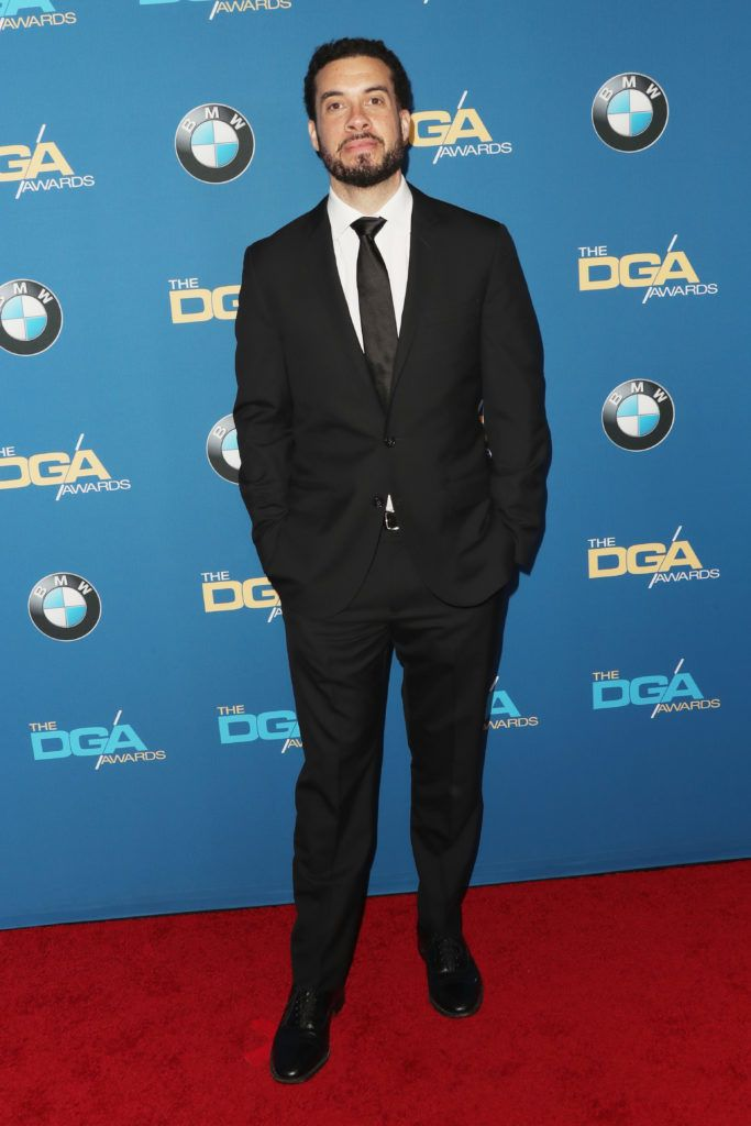 Director Ezra Edelman attends the 69th Annual Directors Guild of America Awards at The Beverly Hilton Hotel on February 4, 2017 in Beverly Hills, California.  (Photo by Frederick M. Brown/Getty Images)