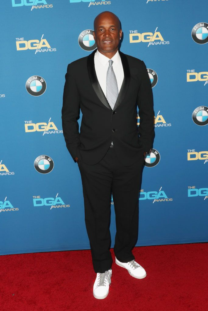Director Kenny Leon attends the 69th Annual Directors Guild of America Awards at The Beverly Hilton Hotel on February 4, 2017 in Beverly Hills, California.  (Photo by Frederick M. Brown/Getty Images)