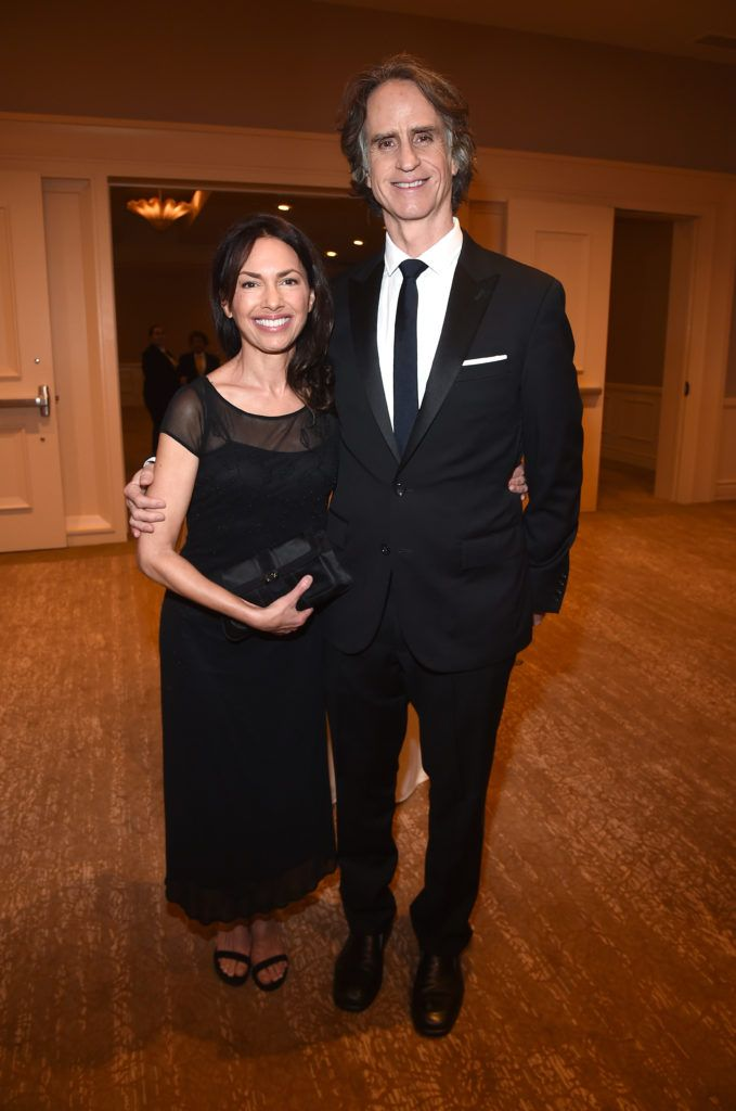 Director Jay Roach (R) and Susanna Hoffs attend the 69th Annual Directors Guild of America Awards at The Beverly Hilton Hotel on February 4, 2017 in Beverly Hills, California.  (Photo by Alberto E. Rodriguez/Getty Images for DGA)