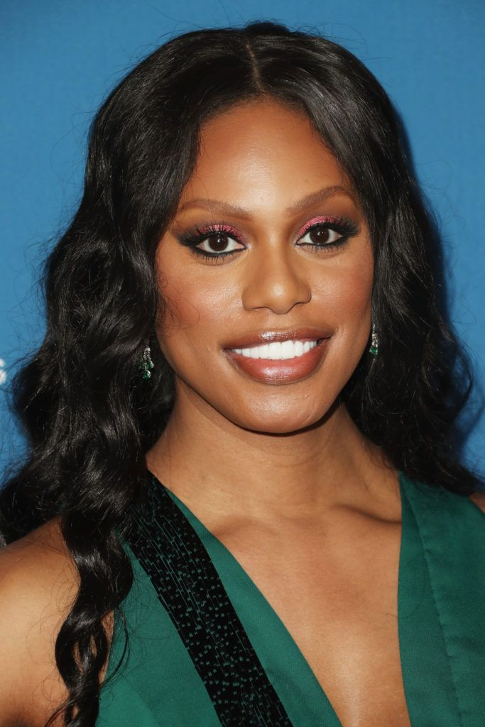 Laverne Cox attends the 69th Annual Directors Guild of America Awards at The Beverly Hilton Hotel on February 4, 2017 in Beverly Hills, California.  (Photo by Frederick M. Brown/Getty Images)