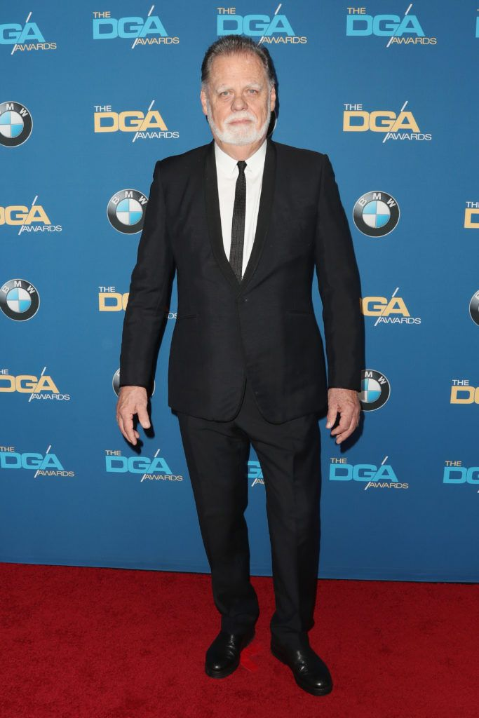 Director Taylor Hackford attends the 69th Annual Directors Guild of America Awards at The Beverly Hilton Hotel on February 4, 2017 in Beverly Hills, California.  (Photo by Frederick M. Brown/Getty Images)
