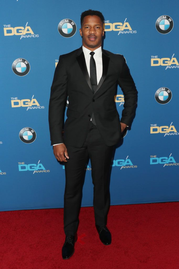 Actor/director Nate Parker attends the 69th Annual Directors Guild of America Awards at The Beverly Hilton Hotel on February 4, 2017 in Beverly Hills, California.  (Photo by Frederick M. Brown/Getty Images)