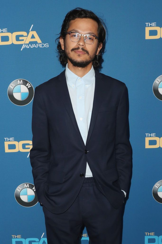 Director AG Rojas attends the 69th Annual Directors Guild of America Awards at The Beverly Hilton Hotel on February 4, 2017 in Beverly Hills, California.  (Photo by Frederick M. Brown/Getty Images)