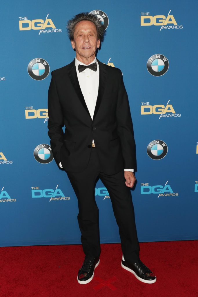 Producer Brian Grazer attends the 69th Annual Directors Guild of America Awards at The Beverly Hilton Hotel on February 4, 2017 in Beverly Hills, California.  (Photo by Frederick M. Brown/Getty Images)