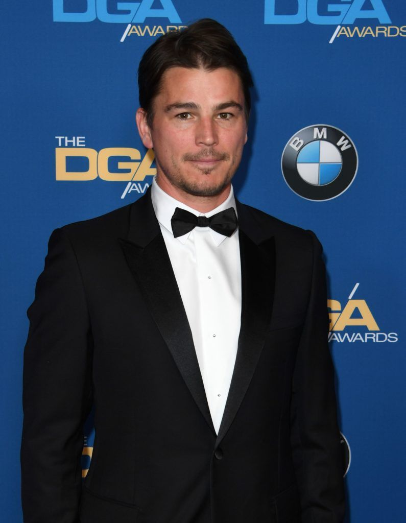 Actor Josh Hartnett arrives for the 69th Annual Directors Guild Awards (DGA), February 4, 2017 in Beverly Hills, California. (Photo MARK RALSTON/AFP/Getty Images)