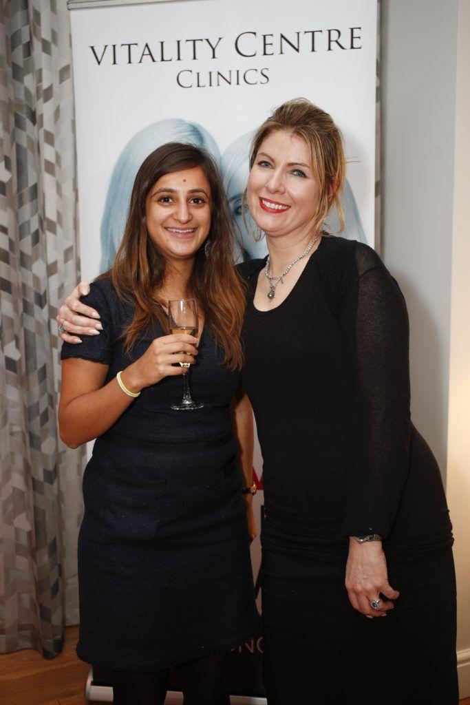 Vitality Centre Ballsbridge launch of skin rejuvenation website www.younger.ie