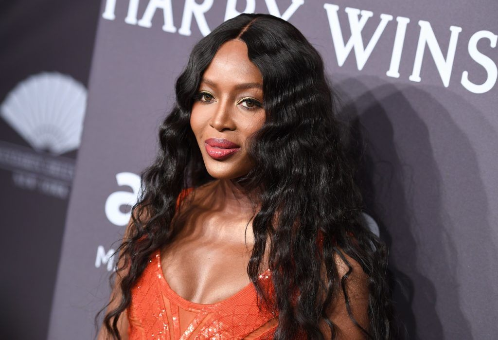 Model Naomi Campbell  attends the 19th annual amfAR's New York Gala to kick off NY Fashion Week at Cipriani Wall Street on February 8, 2017 in New York City. (Photo ANGELA WEISS/AFP/Getty Images)
