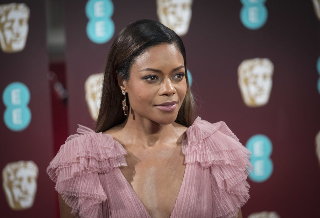 LONDON, ENGLAND - FEBRUARY 12:  Naomie Harris attends the 70th EE British Academy Film Awards (BAFTA) at Royal Albert Hall on February 12, 2017 in London, England.  (Photo by John Phillips/Getty Images)