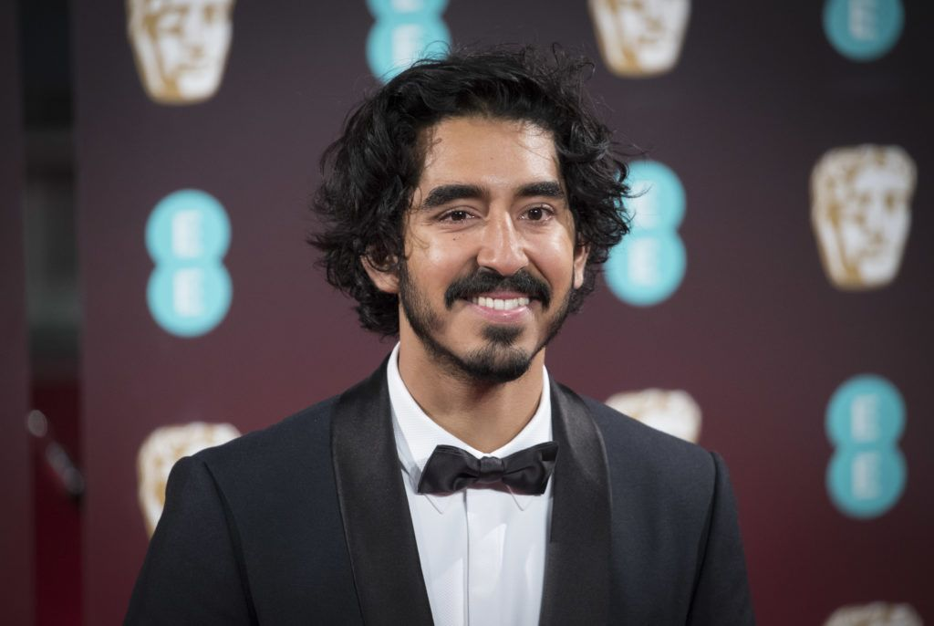 LONDON, ENGLAND - FEBRUARY 12:  Dev Patel attends the 70th EE British Academy Film Awards (BAFTA) at Royal Albert Hall on February 12, 2017 in London, England.  (Photo by John Phillips/Getty Images)