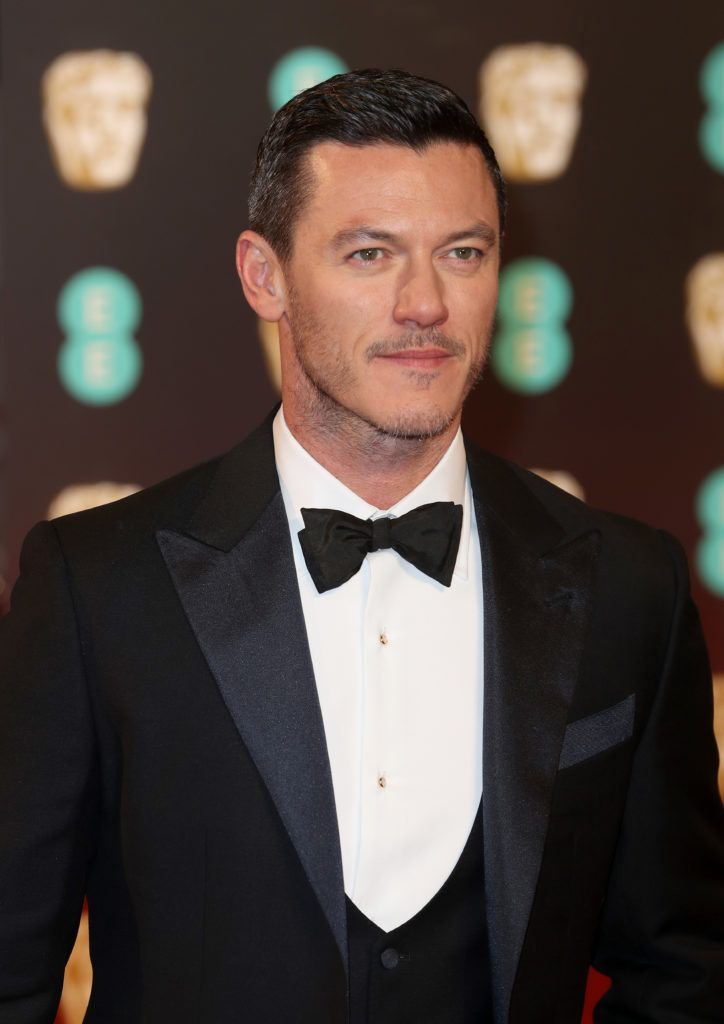 LONDON, ENGLAND - FEBRUARY 12:  Luke Evans attends the 70th EE British Academy Film Awards (BAFTA) at Royal Albert Hall on February 12, 2017 in London, England.  (Photo by Chris Jackson/Getty Images)