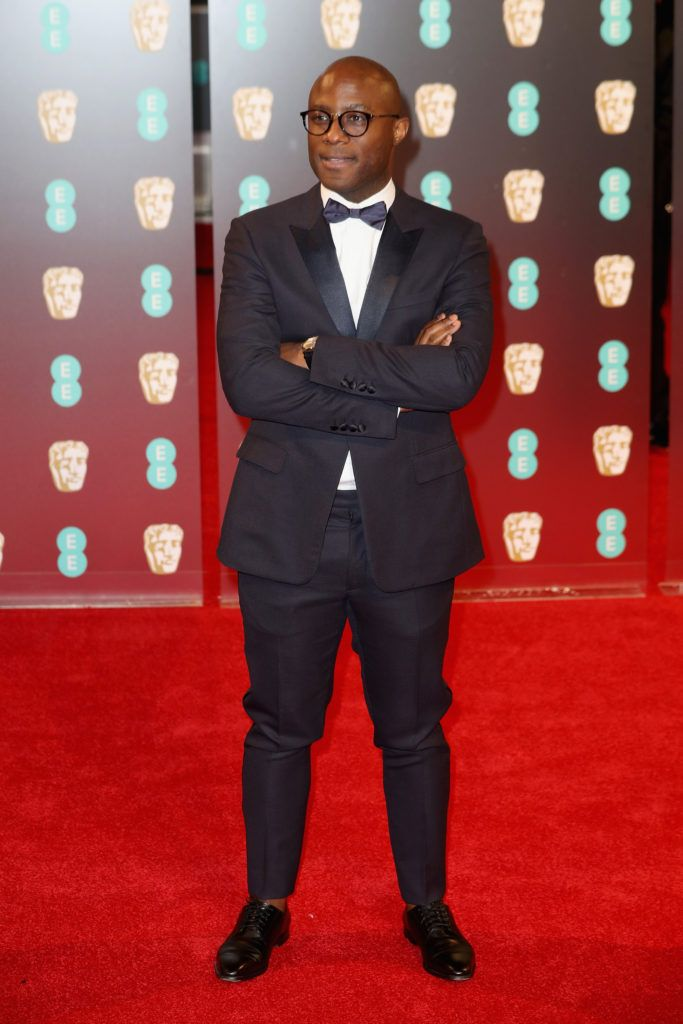 LONDON, ENGLAND - FEBRUARY 12:  Barry Jenkins attends the 70th EE British Academy Film Awards (BAFTA) at Royal Albert Hall on February 12, 2017 in London, England.  (Photo by Chris Jackson/Getty Images)