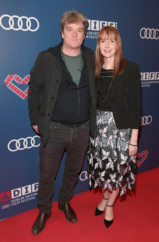 Alan Moloney and Susan Mullen at the Audi Dublin International Film Festival 2017 Opening Night Gala and Irish premiere screening of internationally acclaimed new film Maudie. More details about ADIFF are available at diff.ie. Pictures: Brian McEvoy