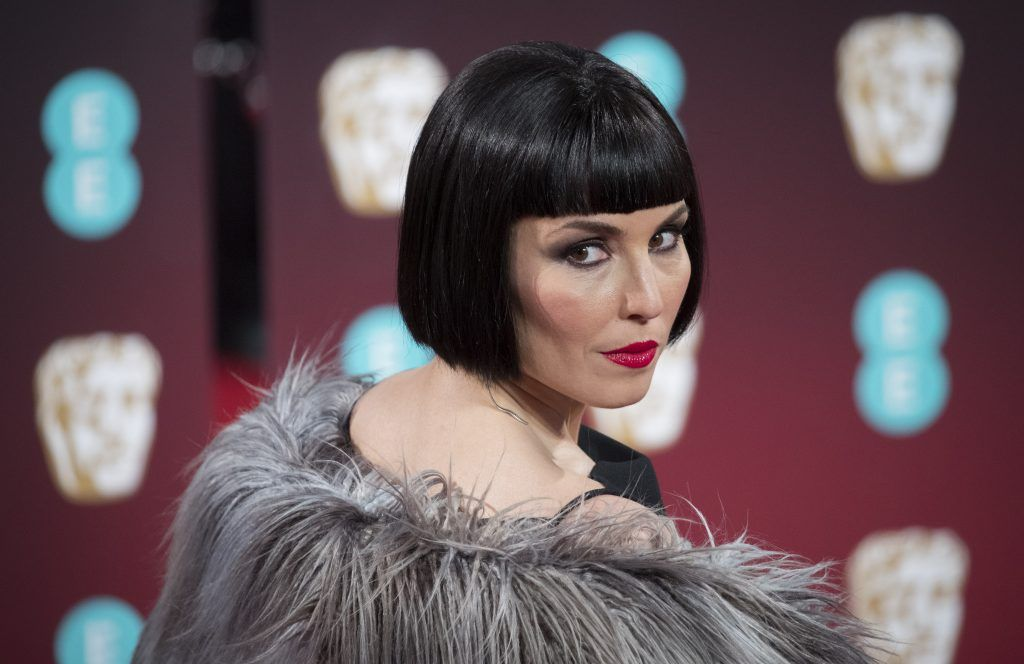 Noomi Rapace attends the 70th EE British Academy Film Awards (BAFTA) at Royal Albert Hall on February 12, 2017 in London, England.  (Photo by John Phillips/Getty Images)