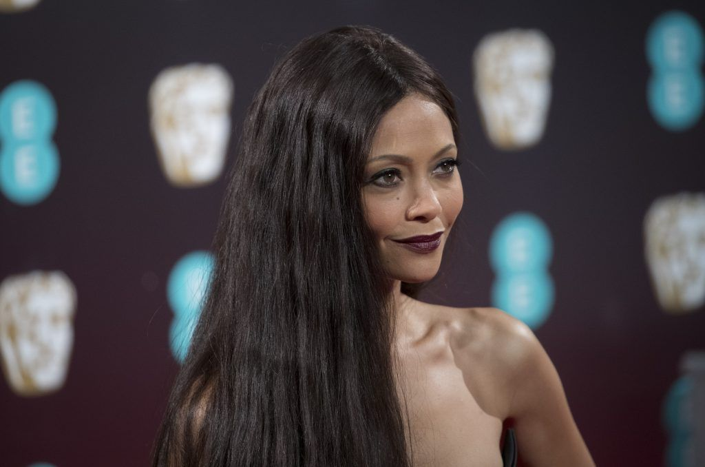 Thandie Newton attends the 70th EE British Academy Film Awards (BAFTA) at Royal Albert Hall on February 12, 2017 in London, England.  (Photo by John Phillips/Getty Images)