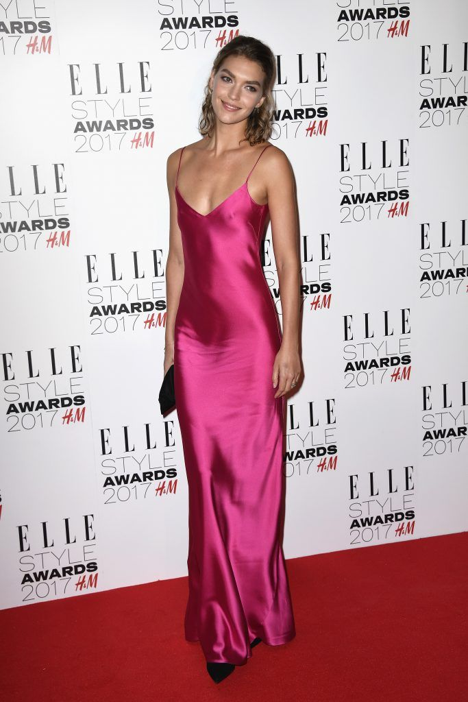 Arizona Muse attends the Elle Style Awards 2017 on February 13, 2017 in London, England.  (Photo by Gareth Cattermole/Getty Images)