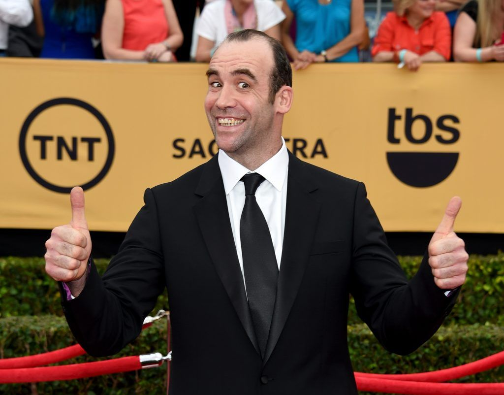 Rory McCann/Sandor Clegane - Game of Thrones (Photo by Ethan Miller/Getty Images)
