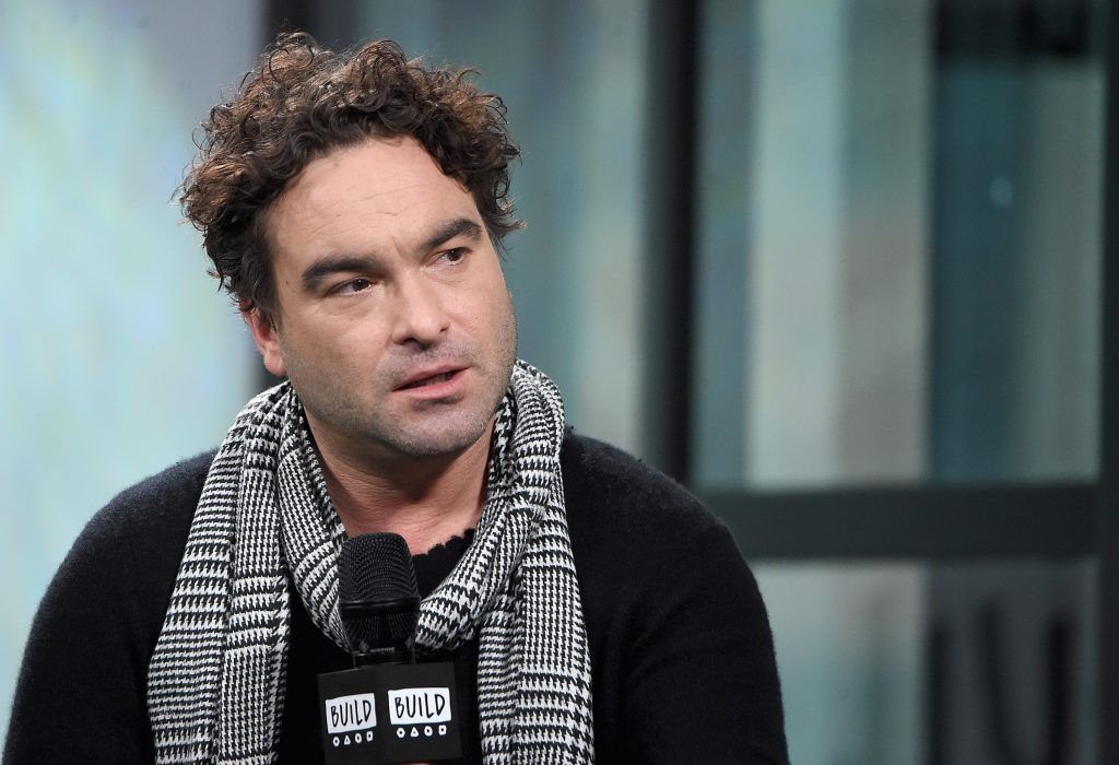 Johnny Galecki/Leonard Hofstadter - The Big Bang Theory (Photo by Jamie McCarthy/Getty Images)