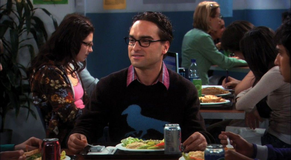 Johnny Galecki/Leonard Hofstadter - The Big Bang Theory (Photo courtesy of CBS)