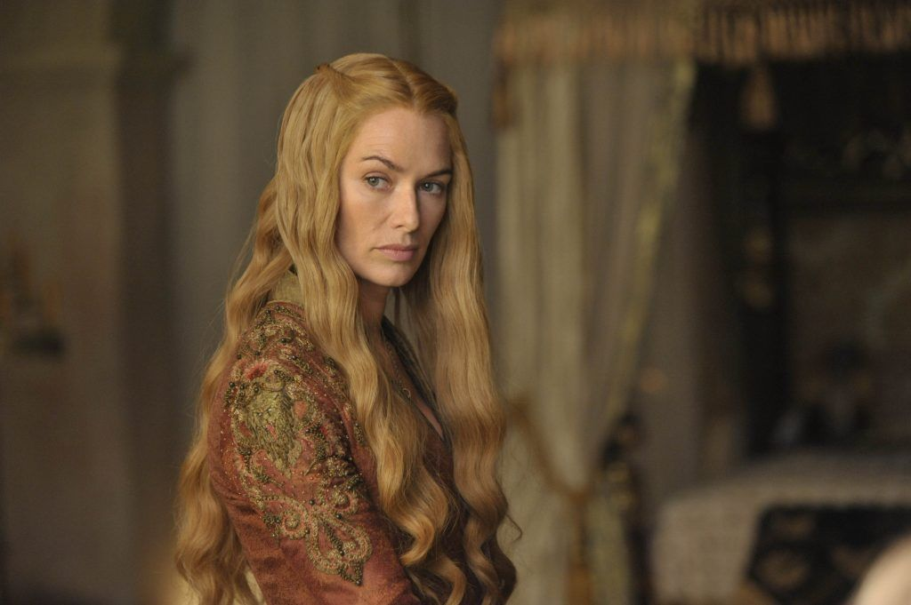 Lena Headey/Cersei Lannister - Game of Thrones (Photo courtesy of HBO)