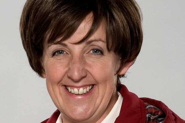 Julie Hesmondhalgh/Hayley Cropper - Coronation Street (Photo courtesy of ITV Studios/Granada Television)