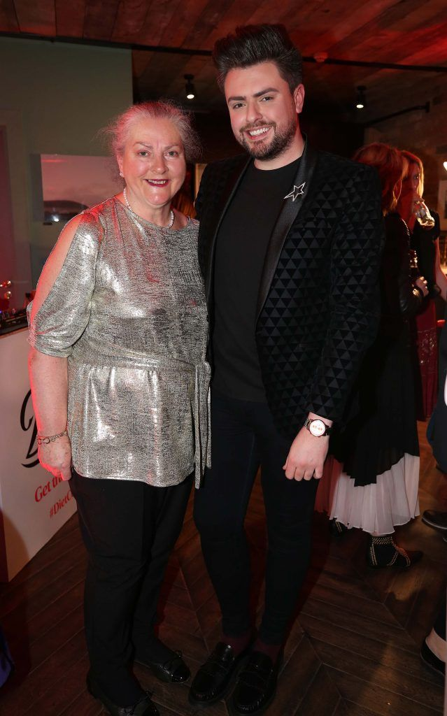 Veronica and James Butler, pictured at the Diet Coke 'Get the Gang Back Together' event, which took place Thursday 16th February at The Dean Hotel, Harcourt Street. Pic Robbie Reynolds