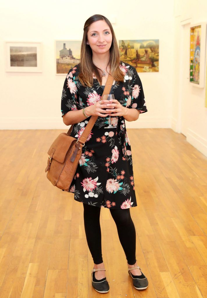 Yasmin Khan at the RHA Hennessy Lost Friday (7th July), a night showcasing Ireland's most cutting edge and dynamic artists, musicians, and creatives. Pic: Marc O'Sullivan