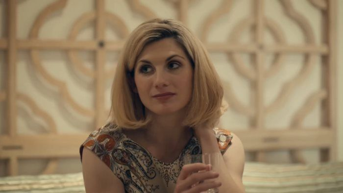 Jodie Whittaker as Ffion in Black Mirror. (Photo courtesy of Channel 4)