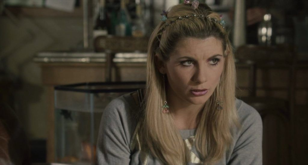 Jodie Whittaker as Beverly in St Trinian's. (Photo courtesy of Entertainment Film)