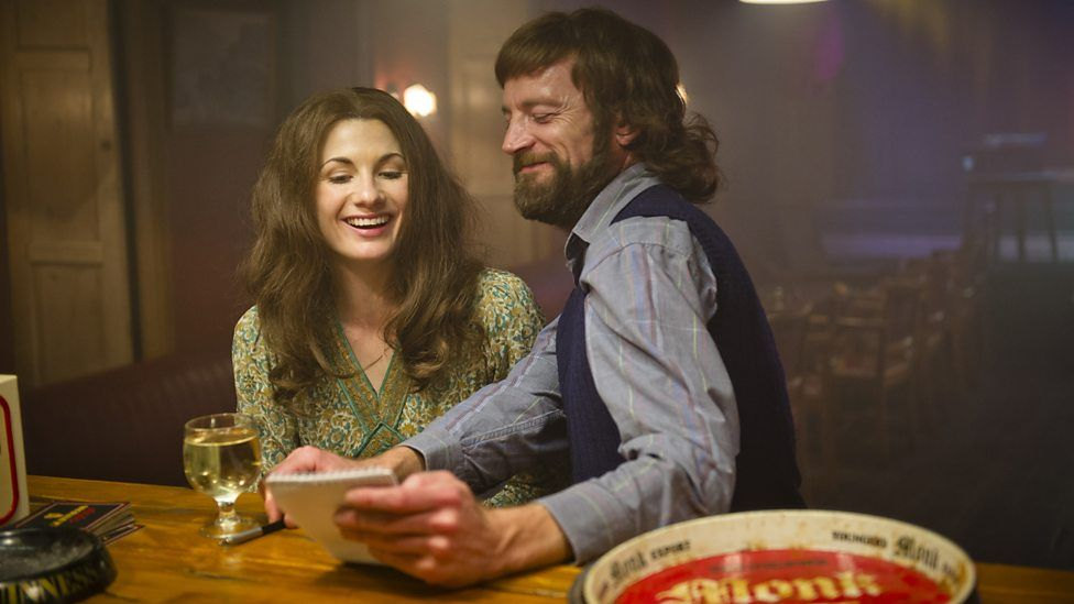 Jodie Whittaker as Ruth in Good Vibrations. (Photo courtesy of The Works)