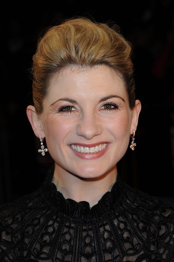 """Jodie Whittaker attends a screening of """"Hello Carter"""" during the 57th BFI London Film Festival at Odeon West End on October 12, 2013 in London, England.  (Photo by Eamonn M. McCormack/Getty Images for BFI)"""