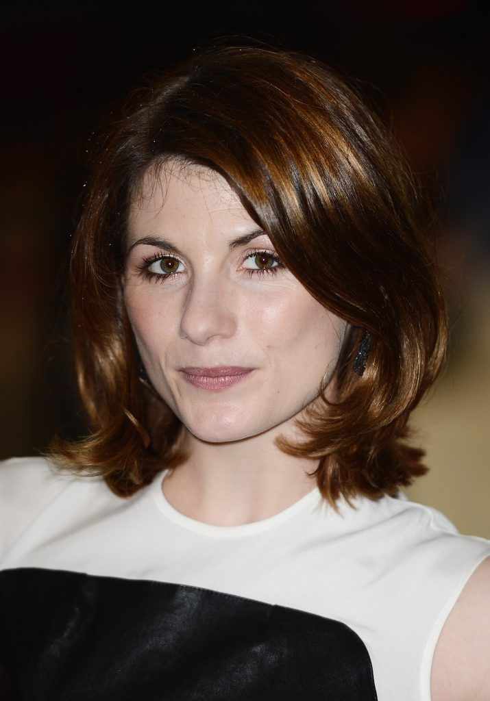 Jodie Whittaker attends the Closing Night Gala of 'Great Expectations' during the 56th BFI London Film Festival at Odeon Leicester Square on October 21, 2012 in London, England.  (Photo by Ian Gavan/Getty Images for BFI)