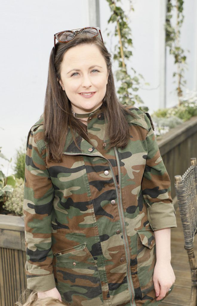 Caitriona Redmond at the exclusive launch of AVOCA Dunboyne in the beautiful surrounds of the brand-new store on Tuesday 4th April. The event was attended by key lifestyle media, social influencers and stylists-photo Kieran Harnett
